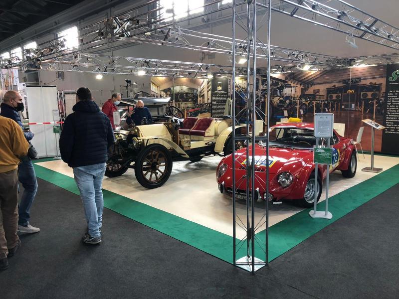 Il Museo dell'Automobile di San Martino, meta per appassionati di auto e non solo.