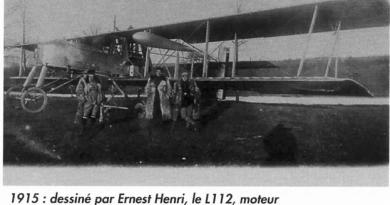 1915 aereo Peugeot