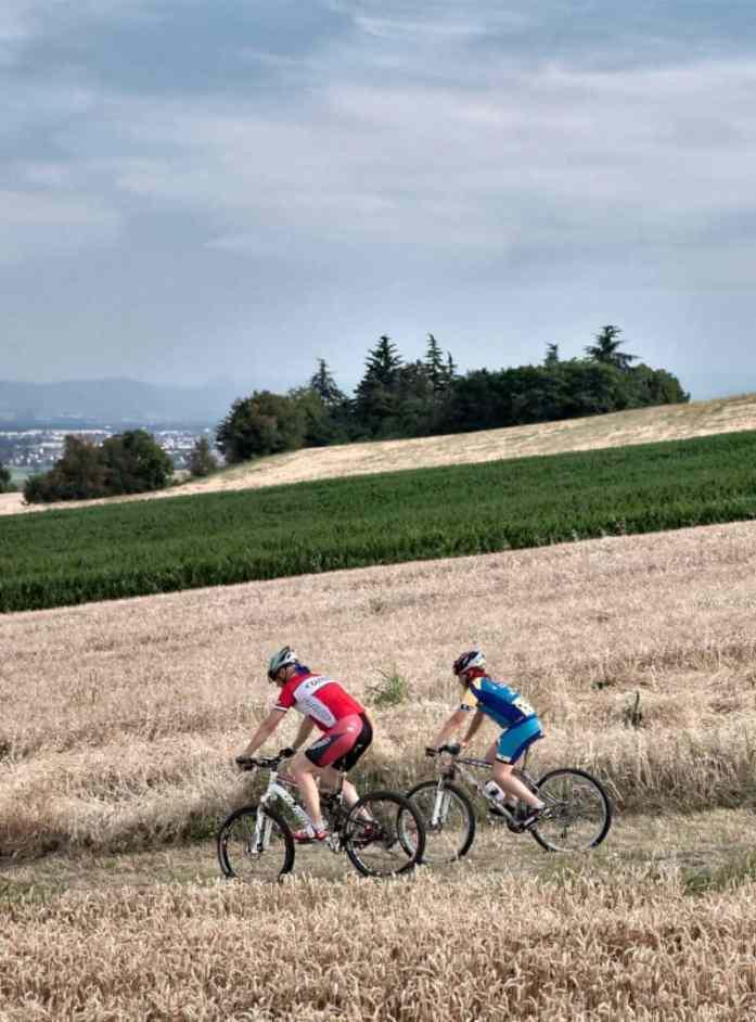 in bicicletta alla scoperta del Monferrato