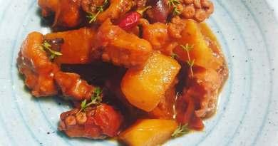 FOOD: Per un polpo diverso. Venerdì si mangia pesce – Miki Carriage, il Cuoco della Quarantena