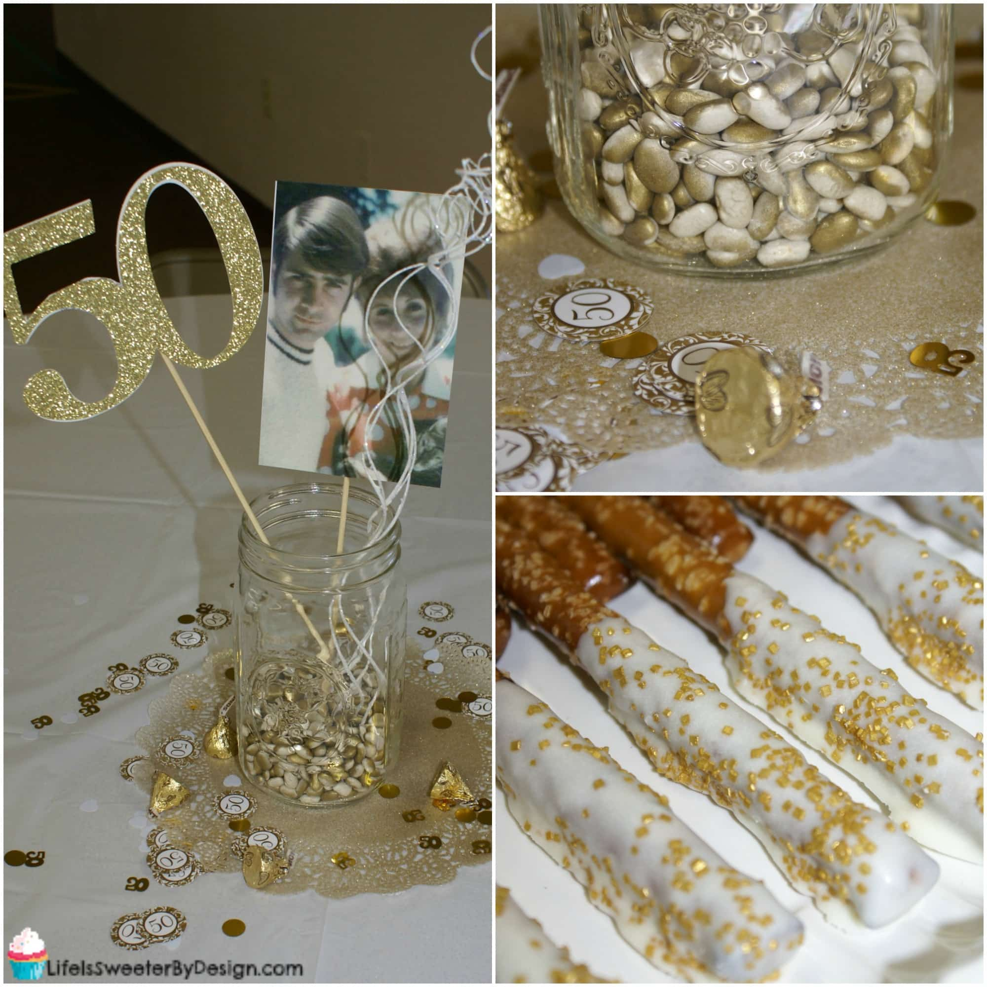 50th anniversary party life