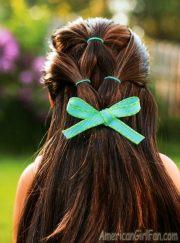easy american girl hairstyles