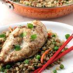 Weight Watchers chicken teriyaki recipe