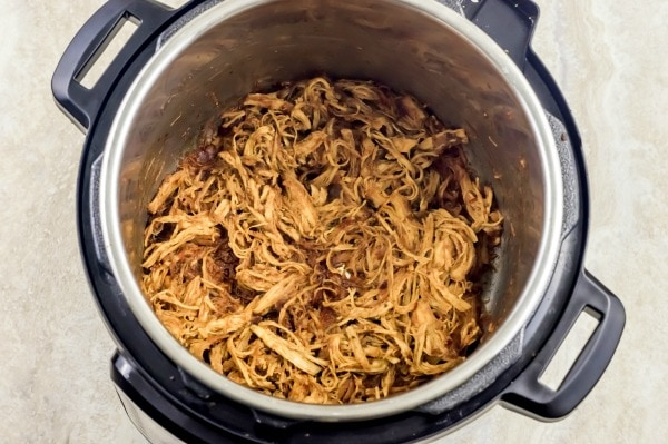 easy freestyle Weight Watchers Salsa Chicken in the Instant Pot