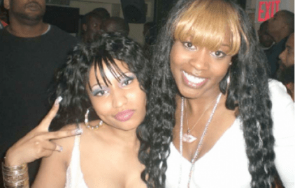Remy Ma and Nicki Minaj