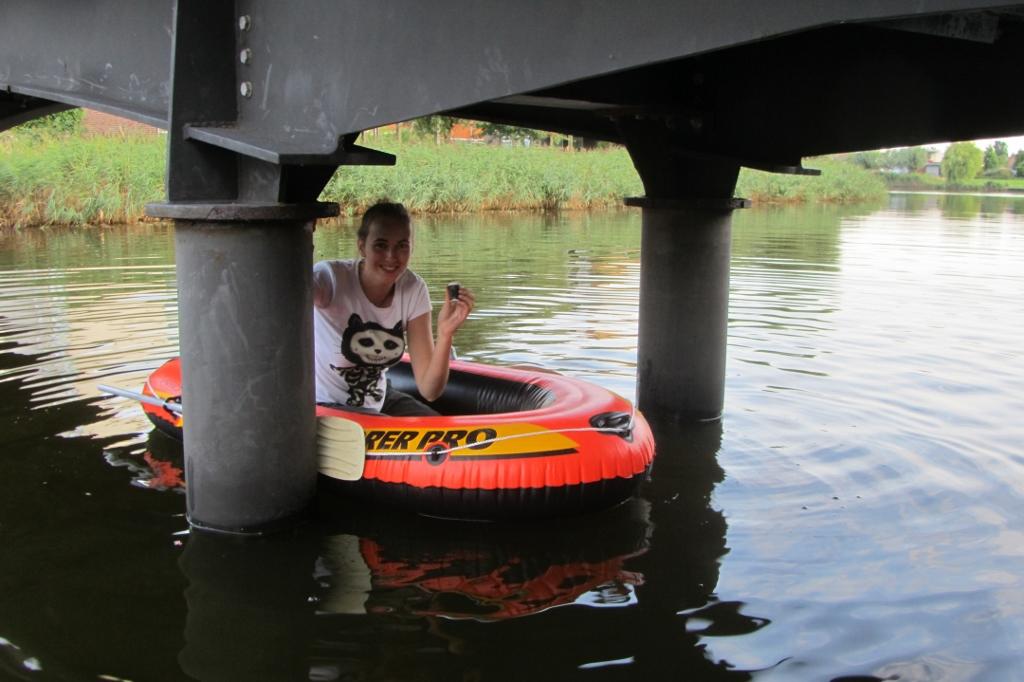 T5 Geocache Opblaasboot 3