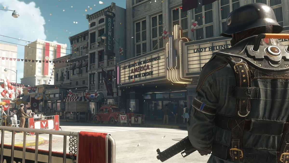 Wolfenstein 2: The New Colossus Review