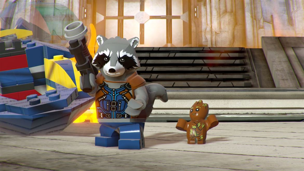 LEGO Super Heroes 2 – Kang vs. 200 others