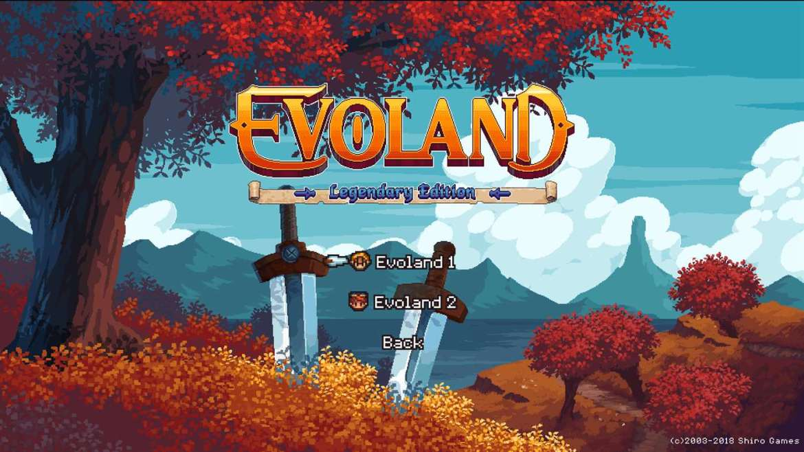 Evoland Legendary Edition – Review