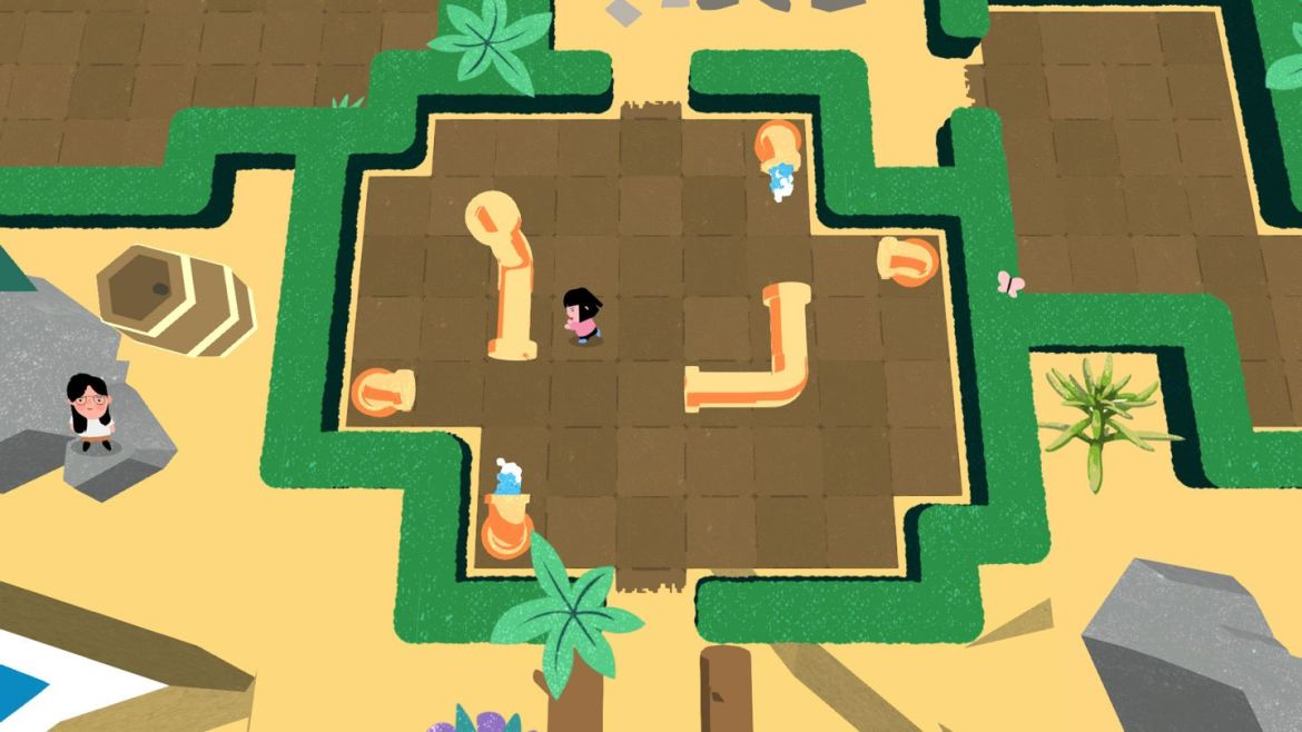 Pipe Push Paradise – review