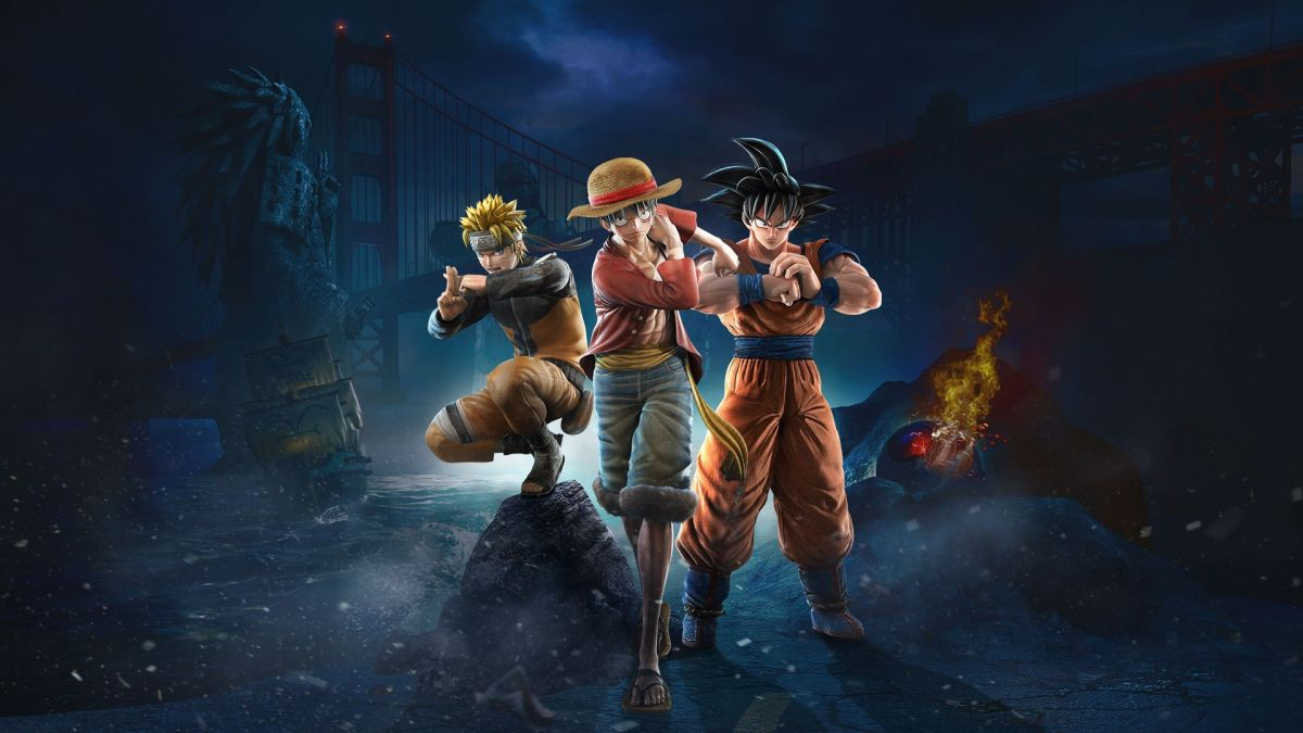 Press event: Jump Force