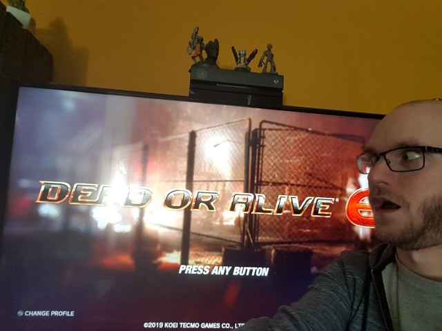 REVIEW: Dead Or Alive 6