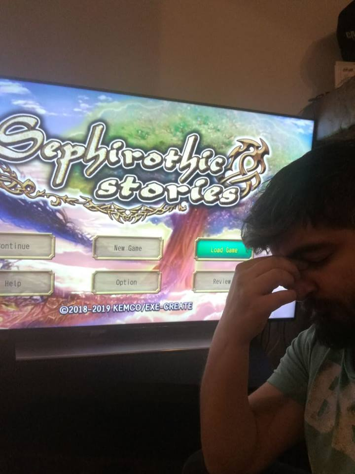 REVIEW: Sephirothic Stories