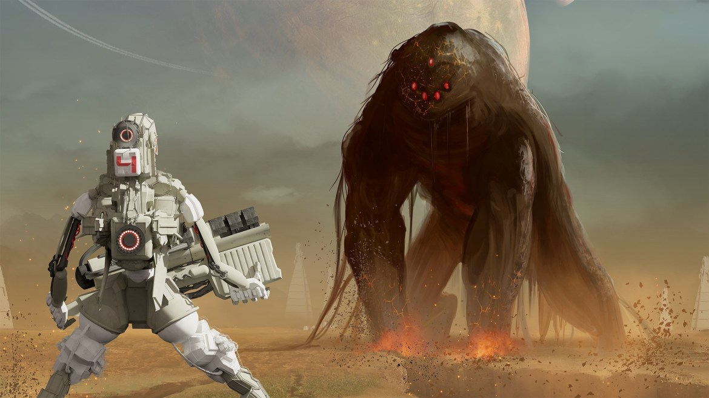 REVIEW: Mars Chaos Menace