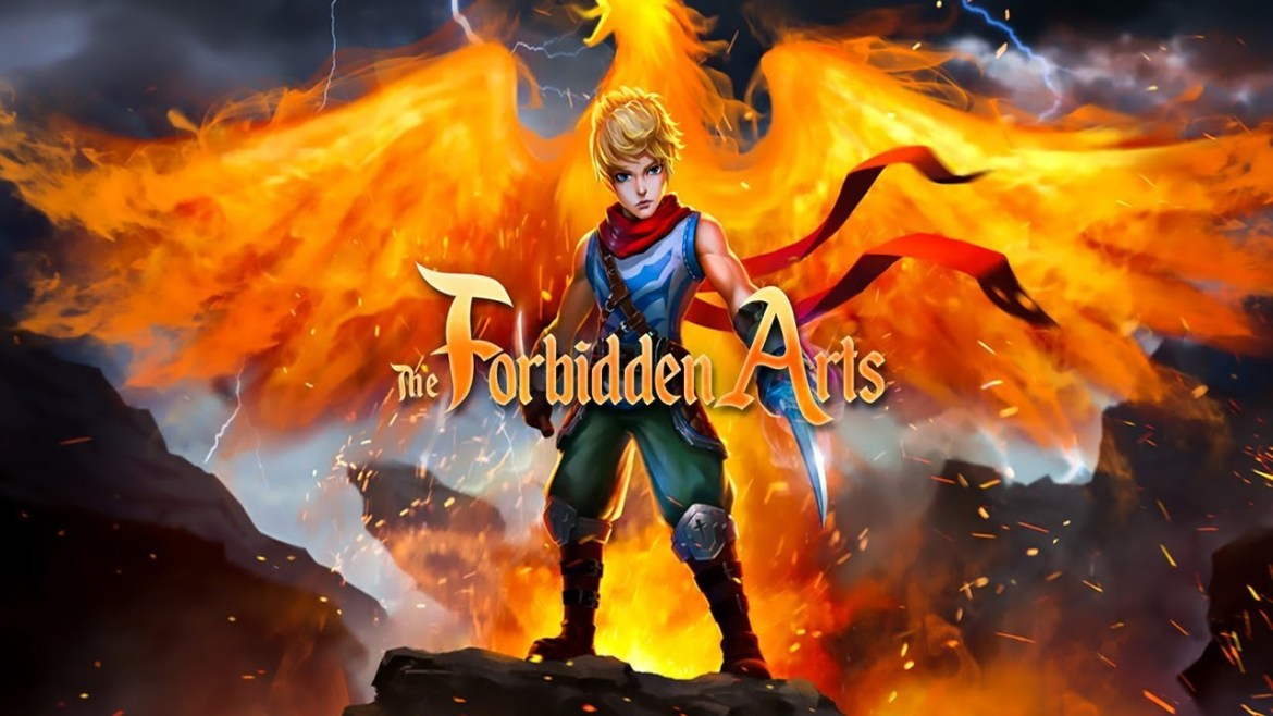 The Forbidden Arts Review