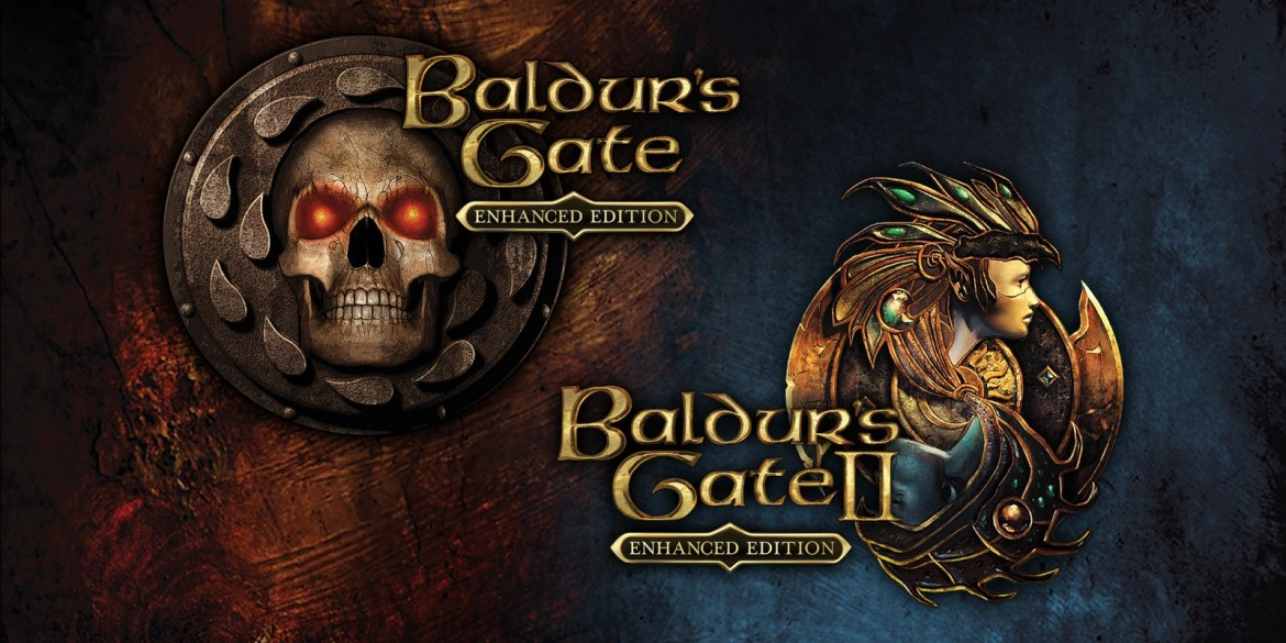 Review: Baldur's Gate and Baldur's Gate II Enhanced Editions