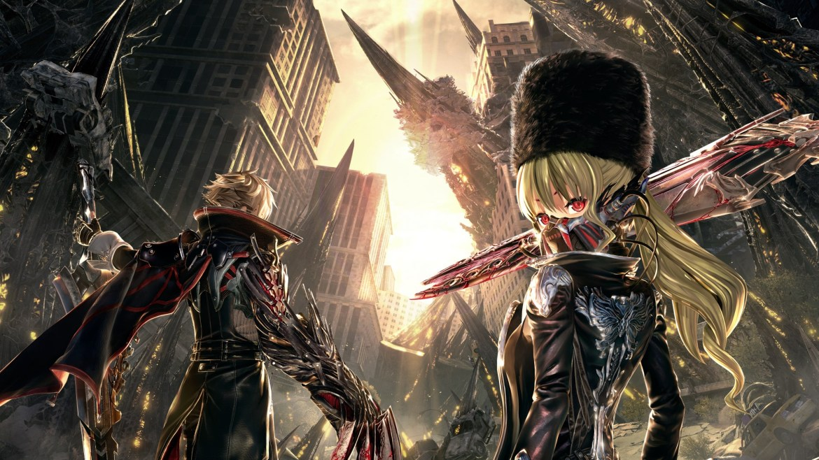 Review: Code Vein