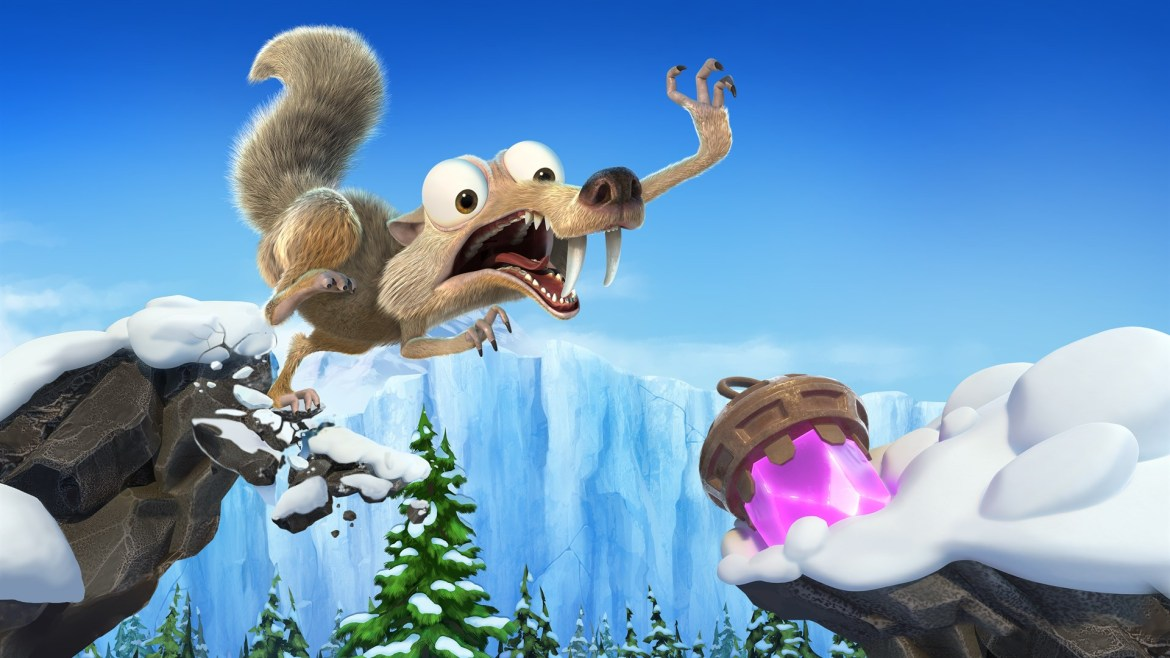 Review: Ice Age Scrat's Nutty Adventure!