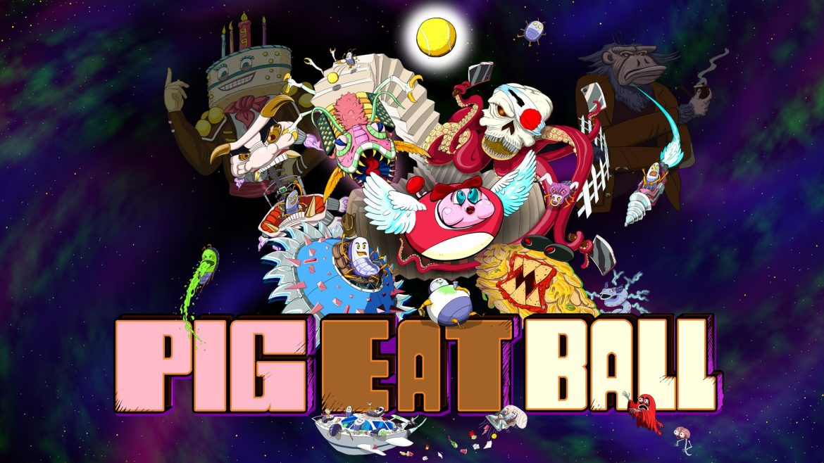 Review: Pig Eat Ball