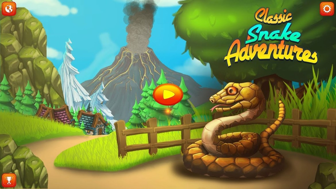 Review: Classic Snake Adventures