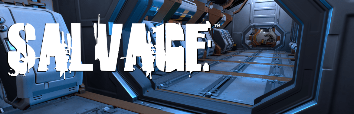 giveaway: Salvage (steam)