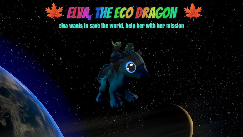 Preview: Elva the Eco Dragon