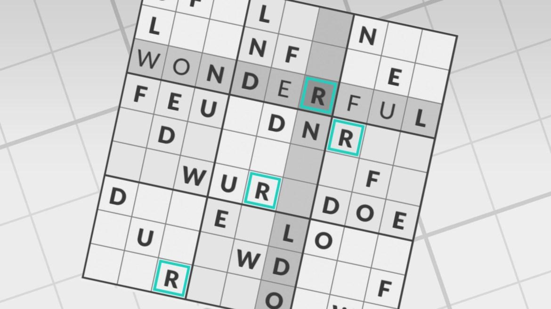 Short review: Word Sudoku by POWGI