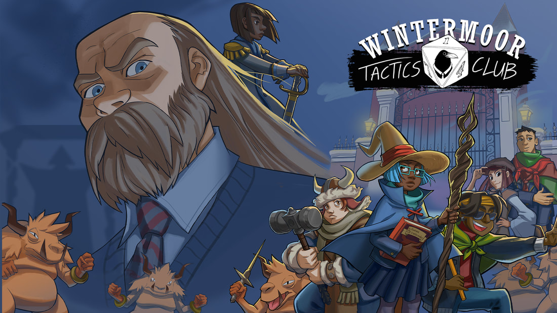Review: Wintermoor Tactics Club