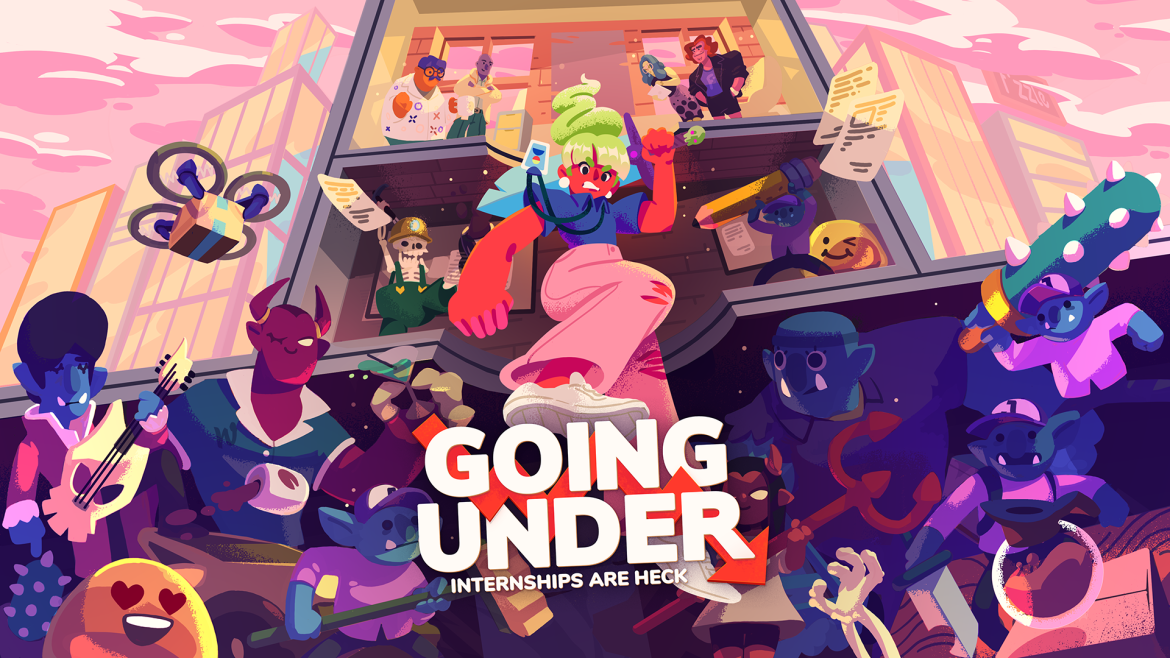 Review: Going Under