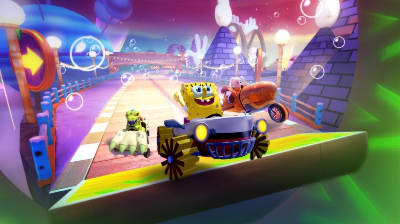 Review:  Nickelodeon Kart Racer 2