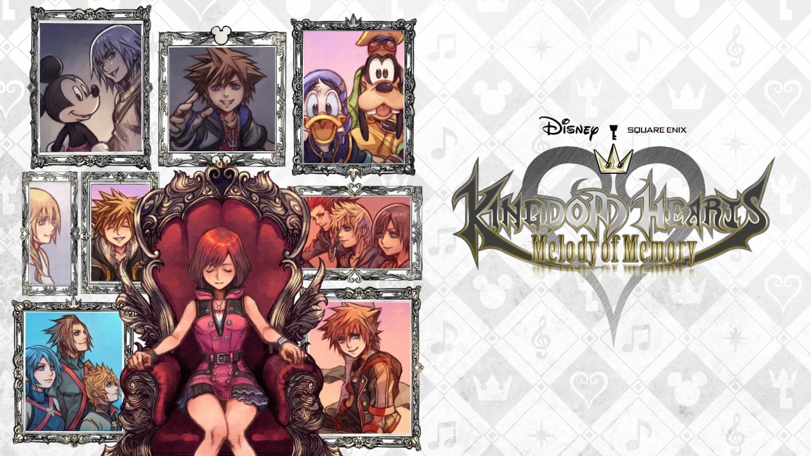 Switch Review: Kingdom Hearts: Melody of Memory