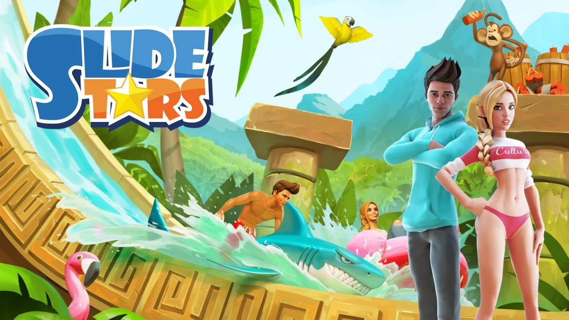Review: Slide stars