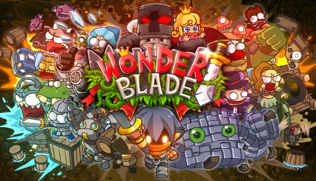 Preview: Wonder Blade