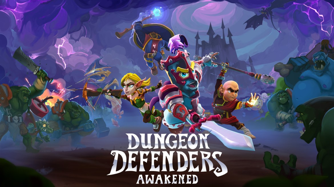Review | Dungeon Defenders: Awakened