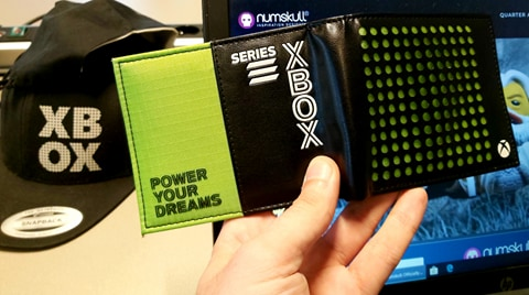 Review | Official Xbox Core Wallet