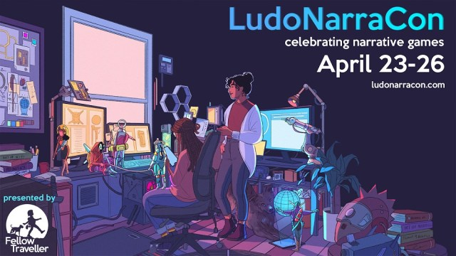 What is LudoNarraCon?