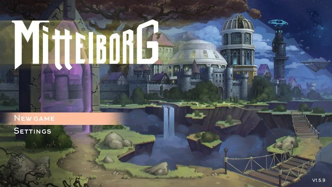 Review Mittelborg: City Of Mages