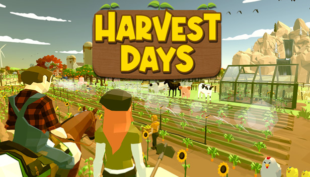 Preview | Harvest Days