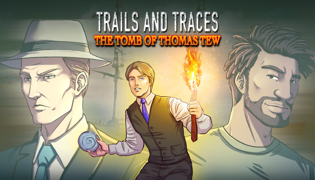 Review   Trails and Traces: The Tomb of Thomas Tew