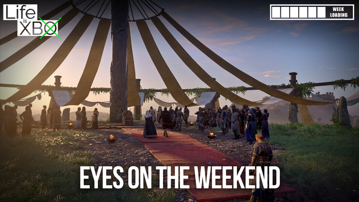 Eyes on the Weekend (May 15-16)
