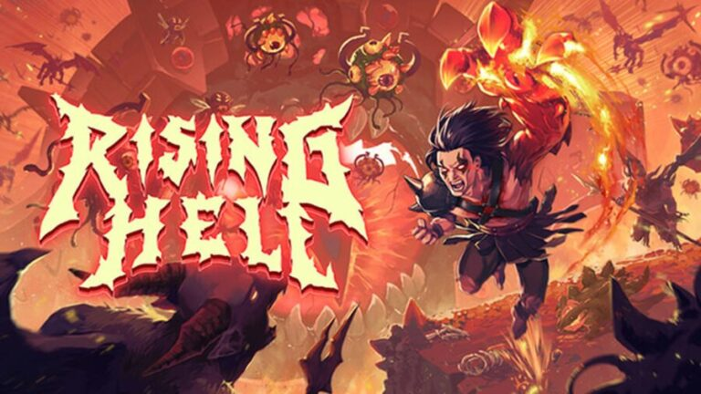 Review   Rising Hell