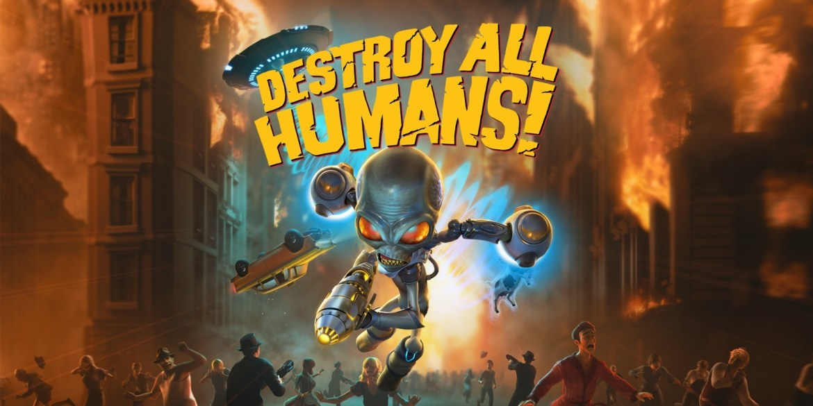 Review | Destroy All Humans!