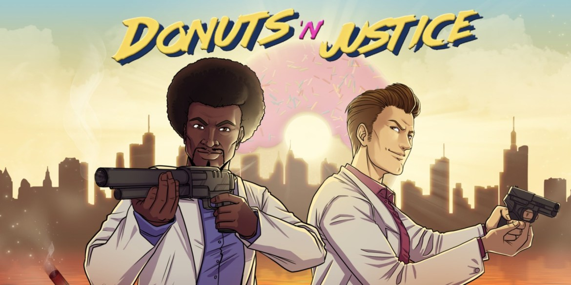 Review | Donuts'n'Justice