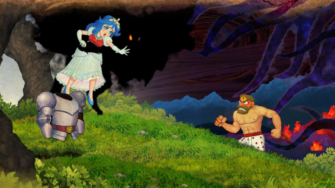 Review | Ghosts 'n Goblins Resurrection