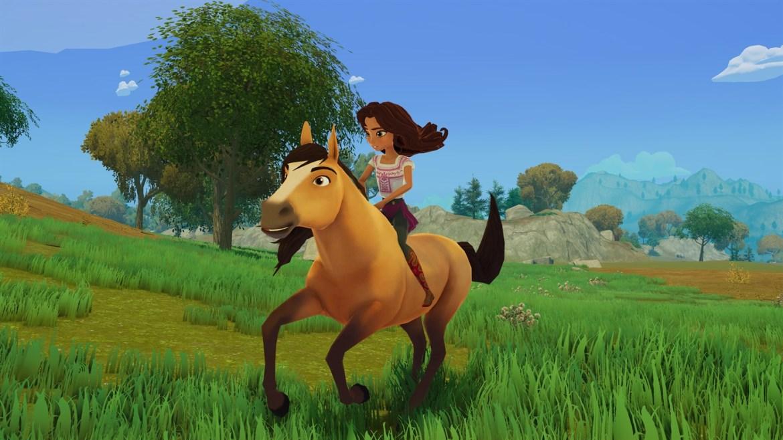 Review | DreamWorks Spirit Lucky's Big Adventure