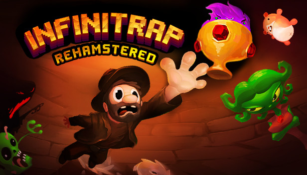 Second Opinion Review | Infinitrap: Rehamstered