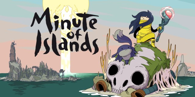 Review   Minute of Islands