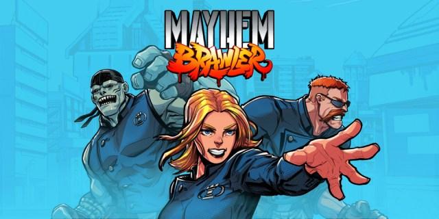 Review   Mayhem Brawler