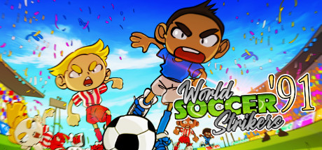 Review   World Soccer Strikers '91