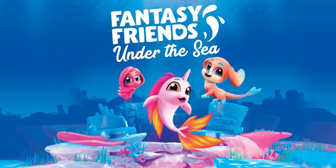 Review | Fantasy Friends: Under The Sea